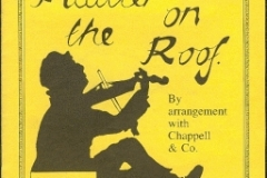 1986 Fiddler on the Roof