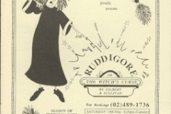 1987 Ruddigore