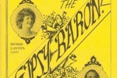 1989 The Gipsy Baron