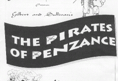 1998 The Pirates of Penzance