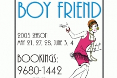 2005 The Boy Friend