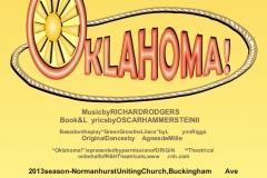 2013 Oklahoma!