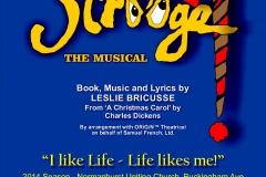 2014 Scrooge