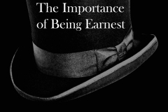 2016 The Importance of Being Earnest